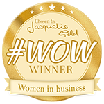Jaqueline Gold - Owner of Anne Summers awarded us her Gold award!