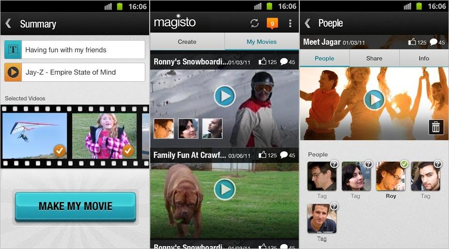 Magisto-iOS-App