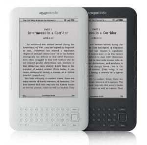 Image Amazon Kindle