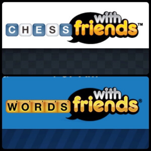 Image Words with Friends