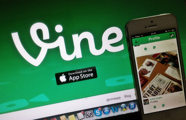 Vine marketing social