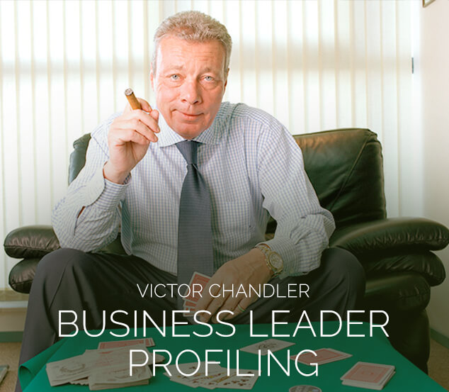 Victor Chandler BetVictor Business Leader Profiling