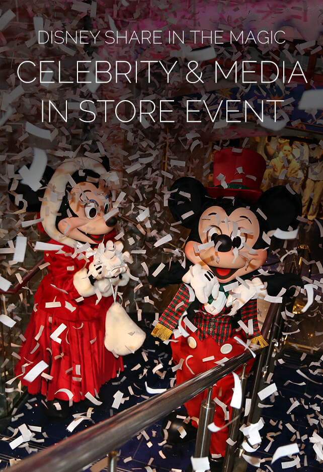 Disney Store Launch by Leading London PR Agency