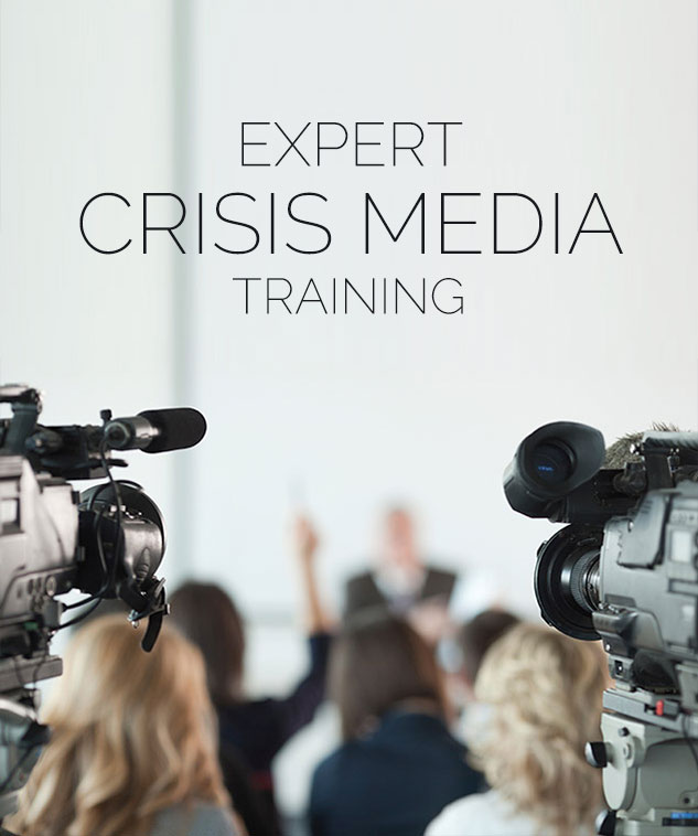 Expert crisis media training | PHA Media