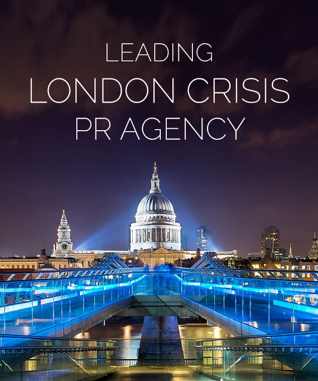 Leading London Crisis PR Agency | PHA Media