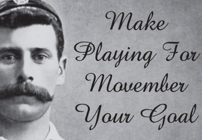 Goals and Movember