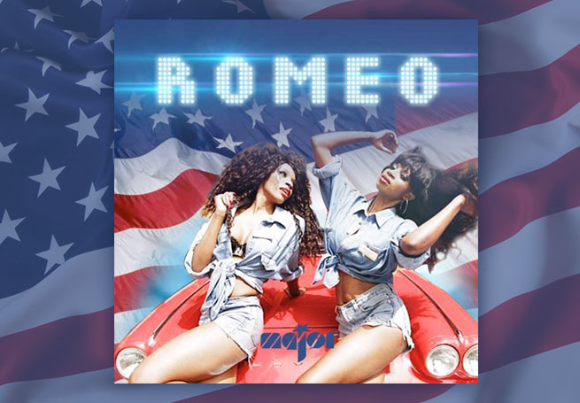 Major Romeo Cover