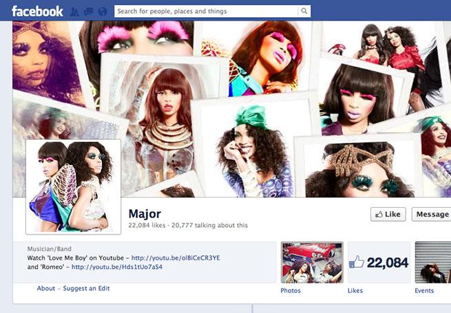Major Facebook