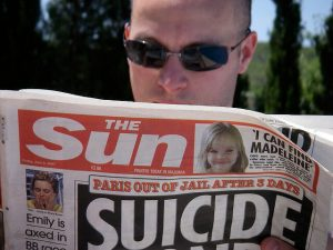 Sun newspaper PHA Media