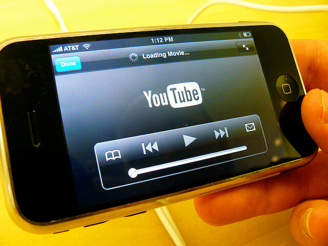 Iphone Video future digital social