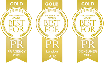 Best For PR 2012 - Winner