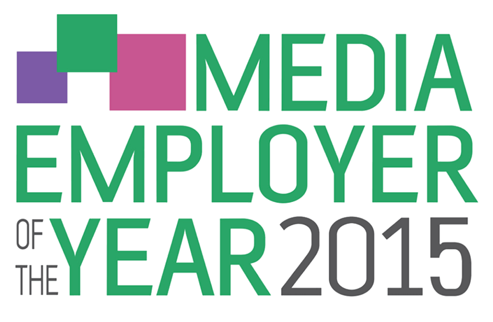 Media Employer of the Year 2015 – Winner