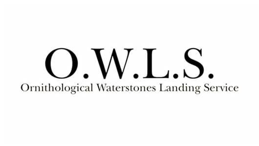 The Ornithological Waterstones Landing Service, one of many festive PR stunts