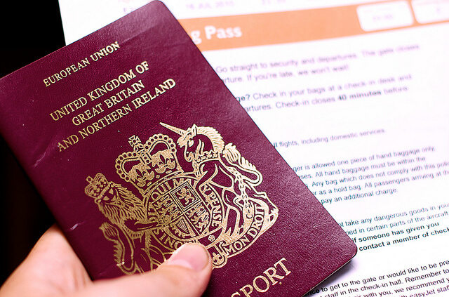 British Passport UK Citizenship Immigration