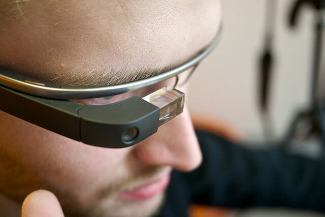 Google glass technology future