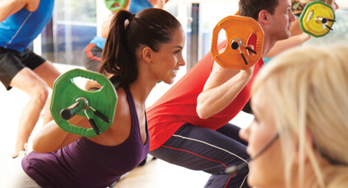 We try Body Sculpt at the gym