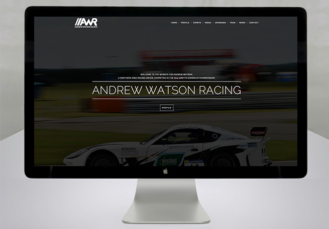 Andrew Watson Racing Case Study | PHA Media