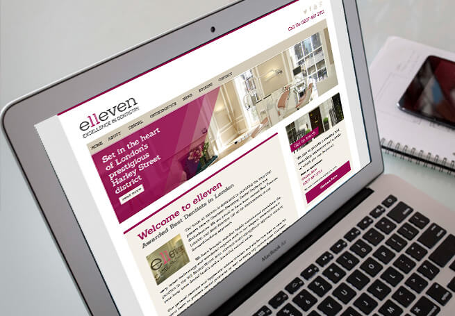Elleven Dental Case Study | PHA Media