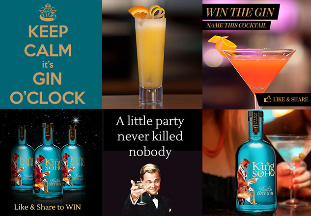 King Of Soho Gin | PHA Media