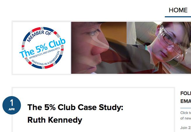 5% Club | PHA Media