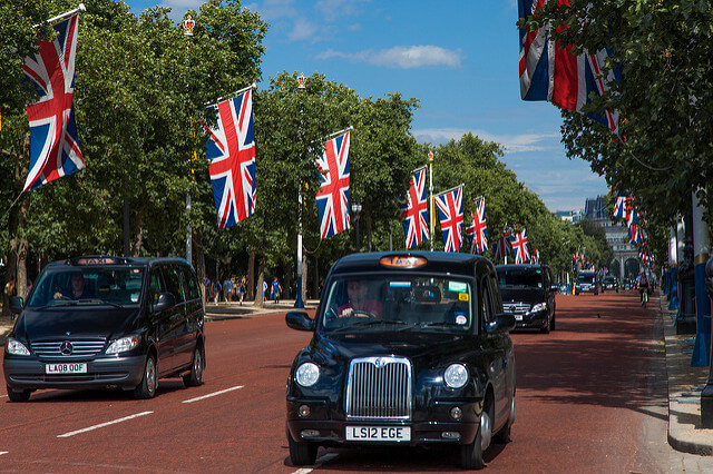 Taxis London Uber