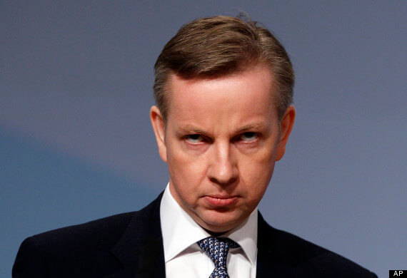 Michael Gove has been in the firing line over parent fines.