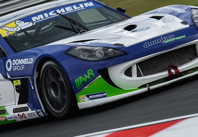 Andrew Watson Racing Branding