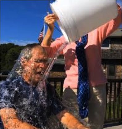 Pr behind Ice Bucket Challenge