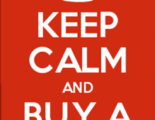 Keep Calm And Buy A Sony Phone, PHA