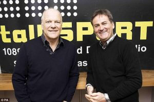 Andy Gray and Richard Keys we're both hammered for their sexist remarks.