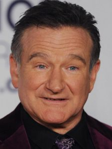 Robin Williams social media mourning