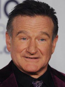 Robin Williams social media mourning