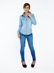 Coleen Rooney - Jeans for Genes Day Ambassador
