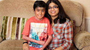 Tanish Katkoria - Jeans for Genes Day