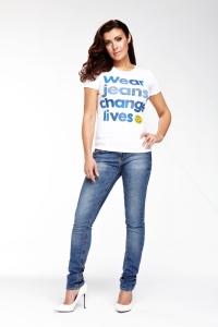 Kym Marsh - Jeans for Genes Day Ambassador