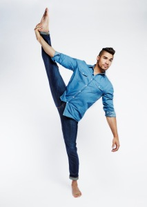 Louis Smith - Jeans for Genes Day Ambassador