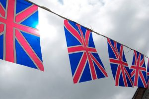 UK Flag constitution union jack