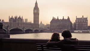 Gareth was looking to find love in the Capital.