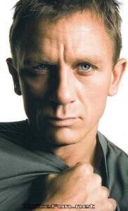 Dnaiel Craig, James Bond PHA