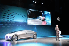 Connected Cars revealed at CES2015