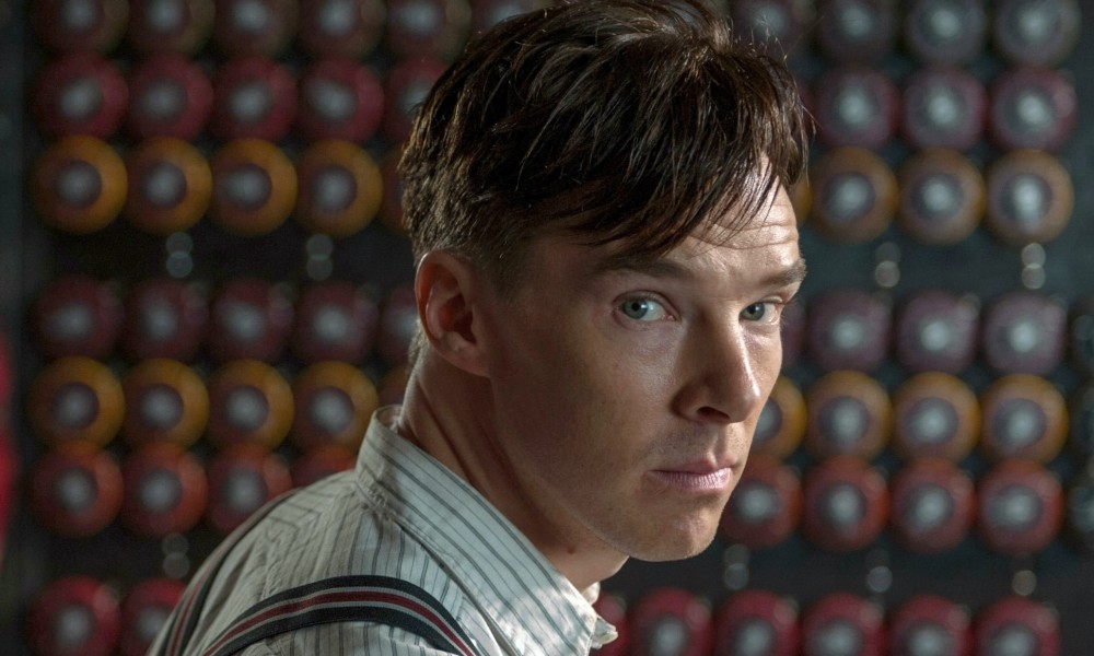 Benedict Cumberbatch plays Alan Turing in The Imitation Game