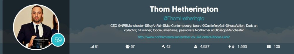 Thom Hetherington – Buy Art Fair twitter