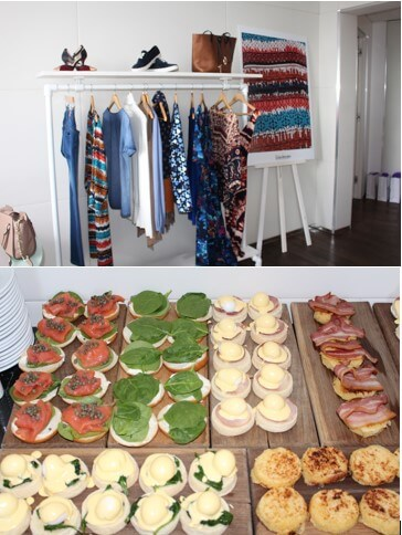 Press day kaleidoscope fashion pr The PHA Group
