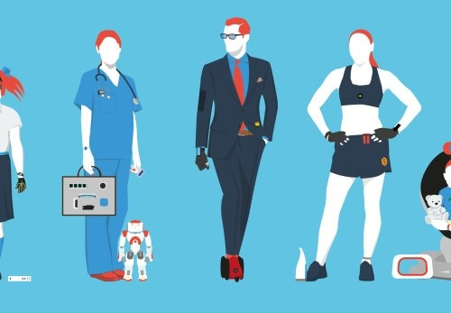 The Family of Tomorrow - Wearable tech