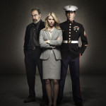 Homeland - sesong 1 - Mandy Patinkin, Claire Danes og Damian Lewis