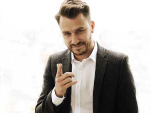Dapper Laughs was recently criticised for his offensive approach to women.