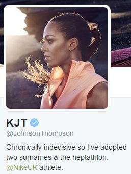 Katarina Johnson-Thompson Twitter