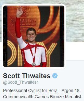 Scott Thwaites Twitter
