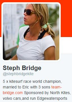 Steph Bridge Twitter