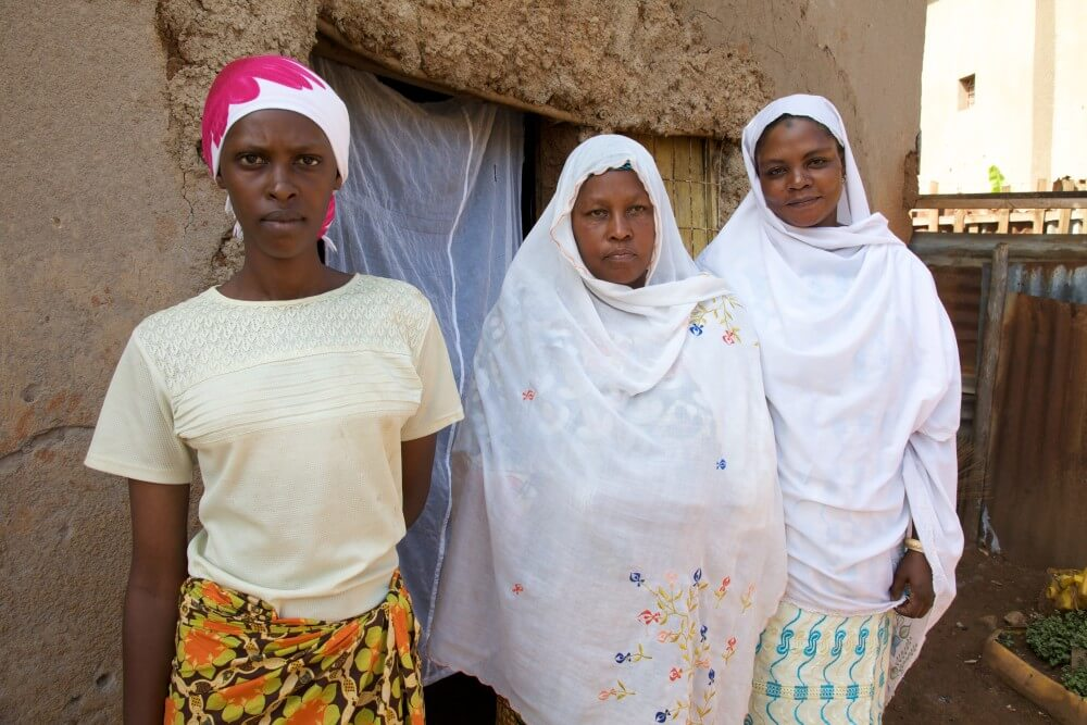 The Loomba Foundation want widows' rights recognised in the UN's Sustainable Development Goals